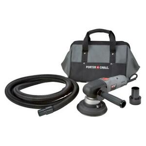 Porter-Cable 97466 6-Inch 4.5 Amp Random Orbit Sander with Dust Collection