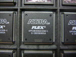 Altera Epf10k50sqc208 1 Ic Fpga 147 I o 208qfp new perfect