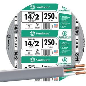 Southwire 250 14 2 Ufw g Wire