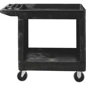 Rubbermaid Commercial Hd Utility Cart W lip