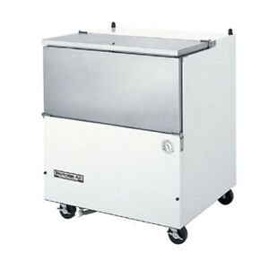 Beverage Air St58nhc w 58 Dual Access Milk Cooler