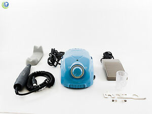 Dental Lab Marathon Champion 3 Micromotor Handpiece Polishing Brush Blue
