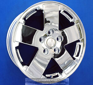 Jeep Wrangler Sahara 18 Inch Chrome Wheels Rims 9076 Set Of 4 Commander