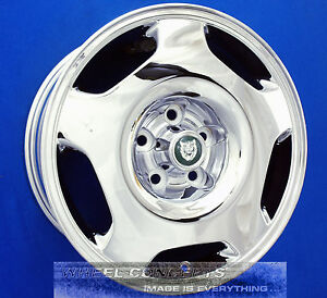 Jaguar Xjr Sport 17 Inch Chrome Wheel Exchange Xj R 17 Rims 1995 1997 Oem