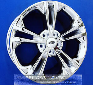 Ford Taurus 18 Inch Chrome Wheel Exchange New Chrome 18 Rims 3922