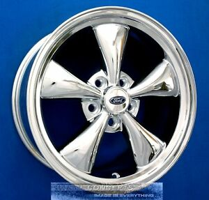 Ford Mustang Gt 17 Chrome Wheel Exchange 17x8 Rims New