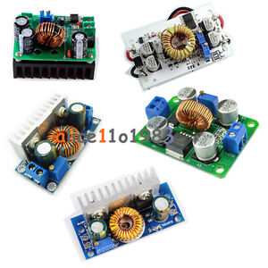 Dc dc Boost Converter Step Up Power Adjustable Portable Charger
