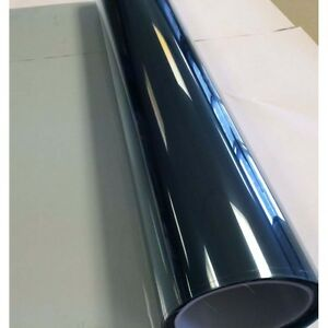 70 Vlt Little Black Car Home Glass Window Shade Tint Film Vinyl Roll 50cmx400cm