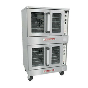 Southbend Bgs 23sc Double Deck Gas Convection Oven