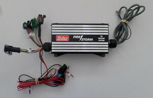 Mallory 69000s Firestorm Ignition Control Module Cd Single Channel Street