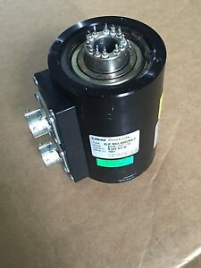 Lebow Products Slip Ring Assembly 6118 111 12 12 Channel 8000 Rpm