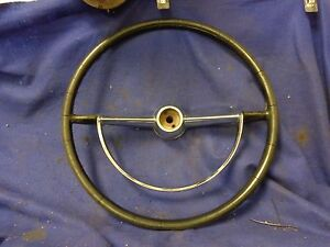 1955 Mercury Wheel Oem Original