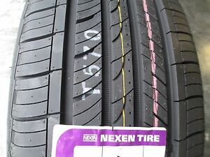 2 New 245 40zr20 Inch Nexen N5000 Plus Tires 2454020 245 40 20 R20 40r