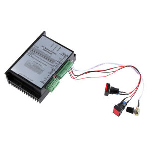 Ac 20 110v Input Dc Motor Speed Controller Board Pwm Spindle 2000w For Mach3