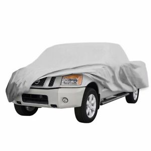 Custom Fit Truck Car Cover 7 Layer Waterproof Outdoor Pickup Cover Full Size New