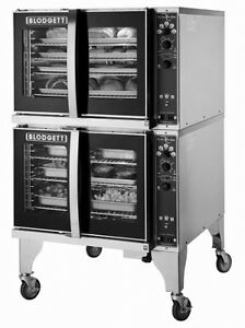 Blodgett Hv 100e Dbl Full Size Electric Double Hydrovection Oven