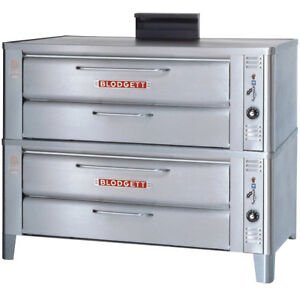 Blodgett 901 Double Deck Gas Oven