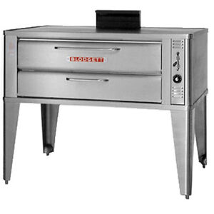 Blodgett 911 Single Deck Gas Oven