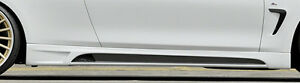 Bmw Rieger Brand Oem F32 F33 4 Series Coupe Convertible Side Skirt Pair New
