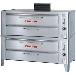 Blodgett 911p Double Deck Gas Oven