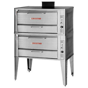 Blodgett 951 Double Deck Gas Oven