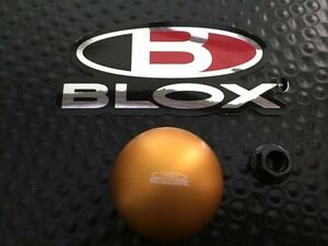 Blox Racing 142 Gold Shift Knob 10x1 5 Acura Integra Honda Civic Crx Del Sol