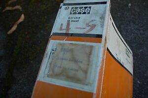 Case 680k Loader Backhoe Shop Service Manual Book Overhaul Repair Overhaul Guide