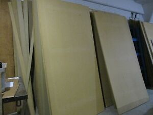 Mdf Panel Common Chipboard Press Wood Lumber 3 4 Inch X 4ft X 8ft Lot Of 50
