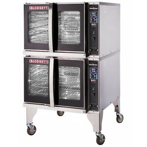 Blodgett Hvh 100g Dbl Double Hydrovection Oven