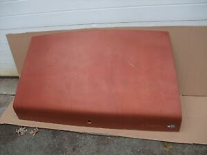 1971 1972 1973 Cougar Xr7 Trunk Lid No Rot Oem