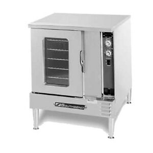 Southbend Gh 10cch Gas Cook Hold Half Size Convection Oven