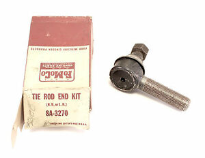 Oe 1951 Ford Passenger Cars Tie Rod End Es154 Rl 8a 3270