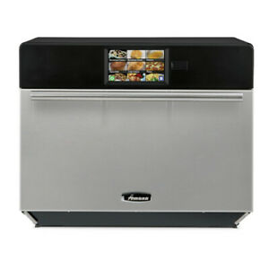 Amana Axp22tl Ventless Commercial Convection infra red microwave Combi Oven