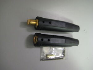 Welding Cable Connector Set 1 0 2 0 Male Female Lc40