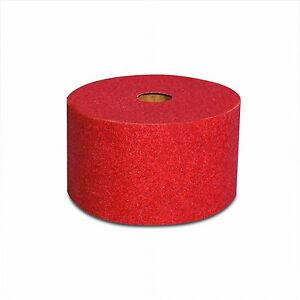3m 220 Grit Red Stick It Sandpaper Continuous Sheet Roll Longboard Block 1684