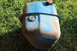 Ford 2000 3000 4000 Tractor Gas Tank