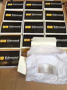 Lot Of 14 Edmund Optics 47808 20mm Vis 0 Coated Rhomboid Prism New