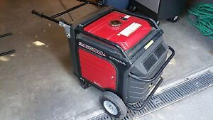 Honda 6500is Used Portable Generator In Stock | JM Builder Supply and ...