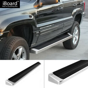 6 Iboard Running Boards Fit 99 04 Jeep Grand Cherokee