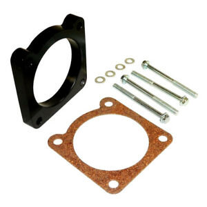 Performance Throttle Body Spacer Kit For Jeep Wrangler Jk 2007 2011 Rt35006