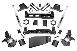 Rough Country 6 Lift Kit W N3 Shocks 2007 2013 4wd Chevy Gmc 1500 Pickup 236 20
