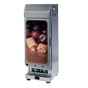 Carter hoffmann Mdpm2 Hot Pie Merchandiser Dispenser With Forced Air Heating