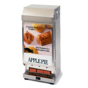 Carter hoffmann Mdpm4 Hot Pie Merchandiser Dispenser With Forced Air Heating