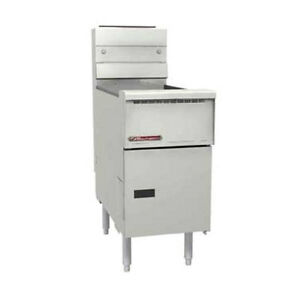 Southbend Sb14r 40 50 Lb Capacity Floor Model Gas Fryer