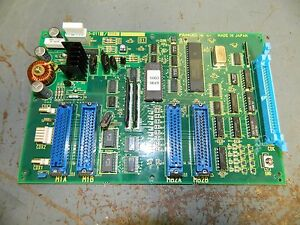 Fanuc Pc Board A16b 2300 0110 01a Off Of Fanuc Wire Edm Machine Used