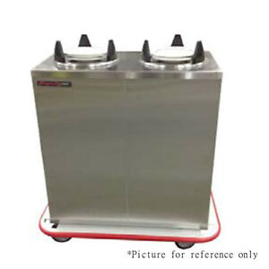 Carter hoffmann Epd3s9 Plate Dish Dispenser With 150 9 Plate Capacity