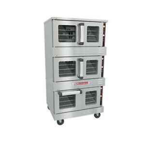 Southbend Tves 30sc Low Profile Electric Convection Oven