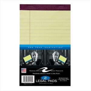 Roaring Spring Legal Pad 24115
