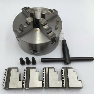 4 Jaw Self Centering 200mm K12 Lathe Chuck 8 Cnc Mini Metal Lathe Accessory