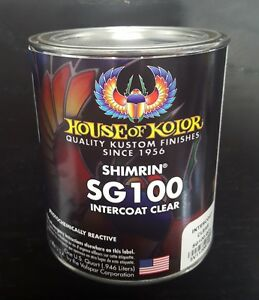 House Of Kolor Sg100 Quart